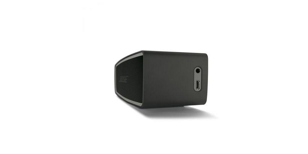 soundlink mini ii carbon altavox bluetooth alta calidad conexiones