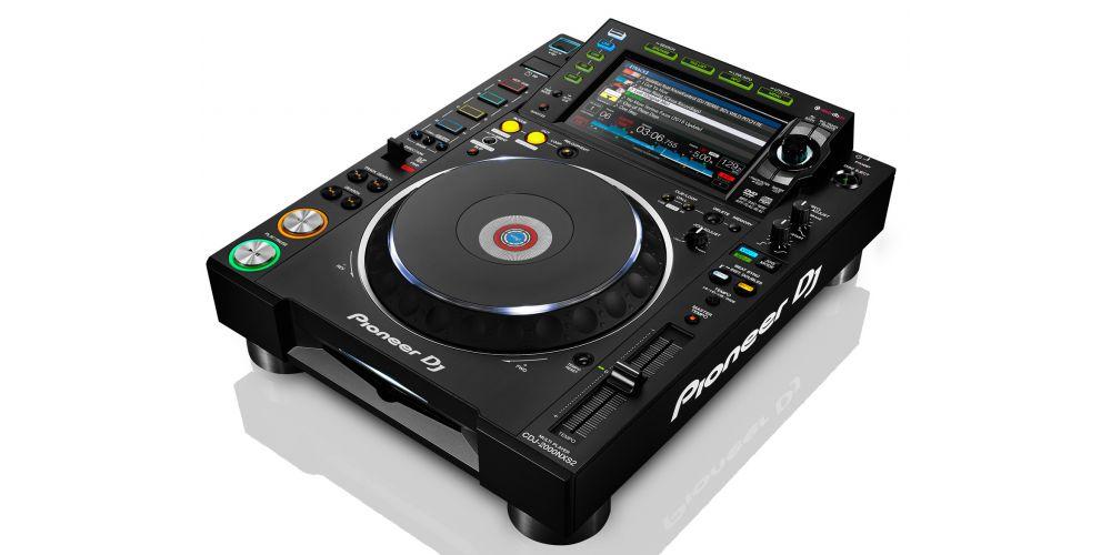 nuevo cdj2000 nexus