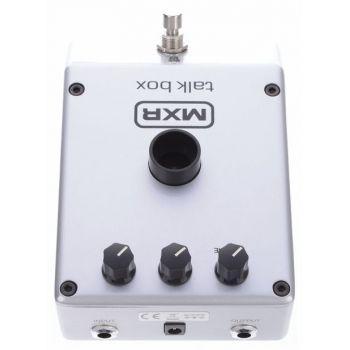 MXR M222 Pedal Efectos Talk Box