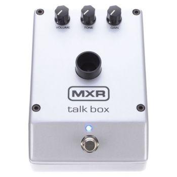 MXR M222 Talk Box pedal
