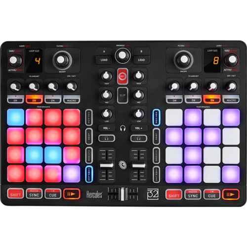 HERCULES DJ P32 Controlador