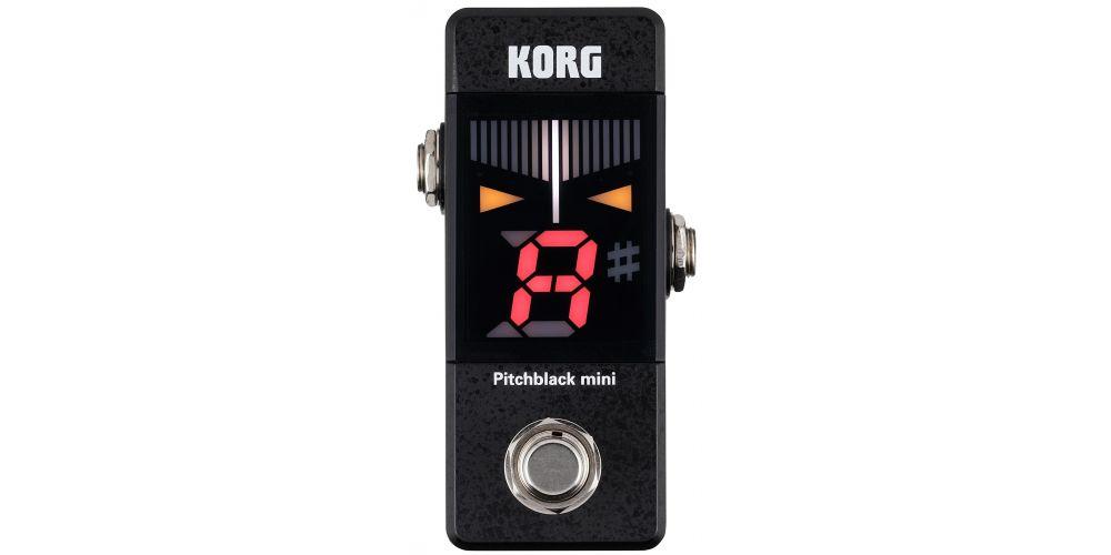 Korg Pitchblack mini Afinador