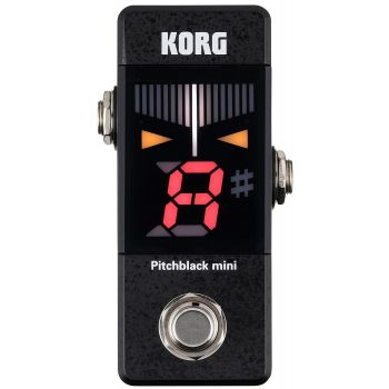 Korg Pitchblack mini Afinador