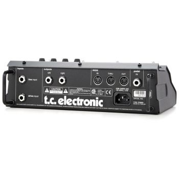 TC Electronic Nova System Multiefectos para guitarra