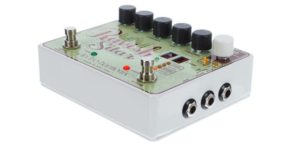 electro harmonix xo ravish sitar pedal 4
