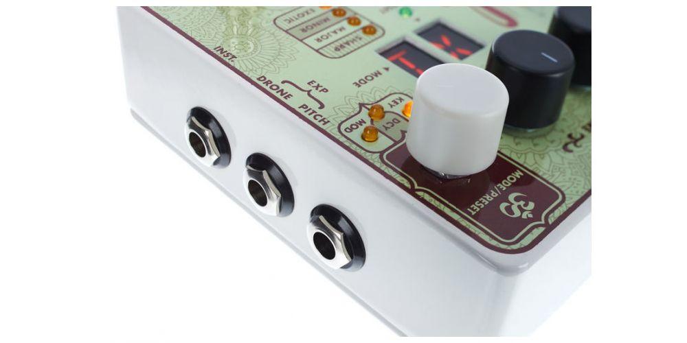 electro harmonix xo ravish sitar pedal 6