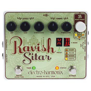Electro Harmonix Xo Ravish Sitar Pedal