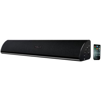 NEVIR 840 MSBBU Mini Barra Sonido 2,0 Bluetooth Negro