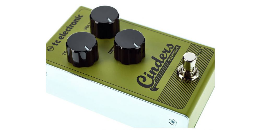 tc electronic cinders overdrive comprar