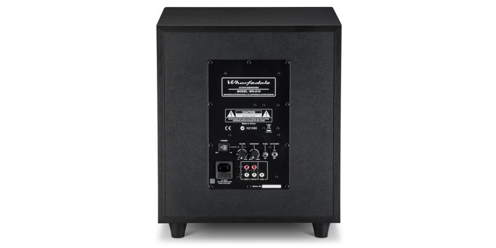 wharfedale d 10 subwoofer