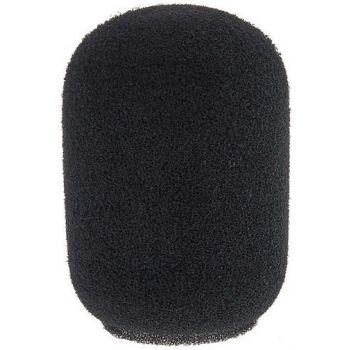 SHURE A7WS Paravientos de gran tamaño para micrófono SM7 Negro