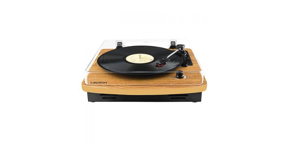 lauson cl608 tocadiscos minimalista bluetooth encoding