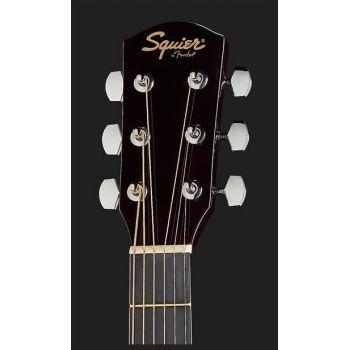 Fender Squier SA-105CE Dreadnought Cutaway Natural