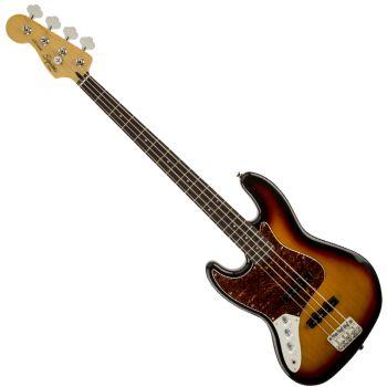 Fender Squier Vintage Modified Jazz Bass Left-Handed 3 Sunburst