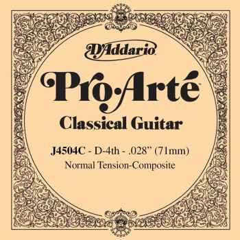 D´addario J4504C Cuerda Suelta para Guitarra Clásica