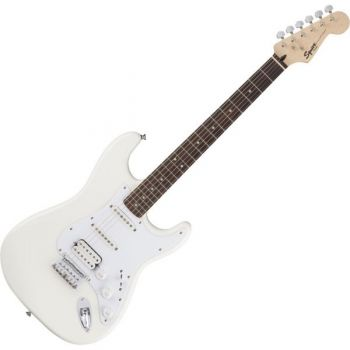 Fender Squier Bullet Stratocaster HSS Hard Tail Arctic White