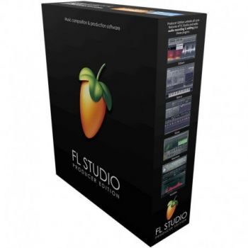 FL Studio Producer Edition 20 Software de producción