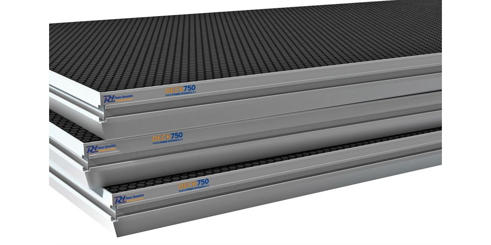 power dynamics deck750 tarima 182106 tablas