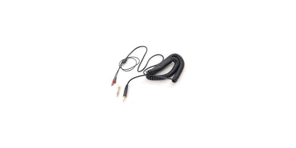 sennheiser hd 25 cable espiral para hd25 ref 523877