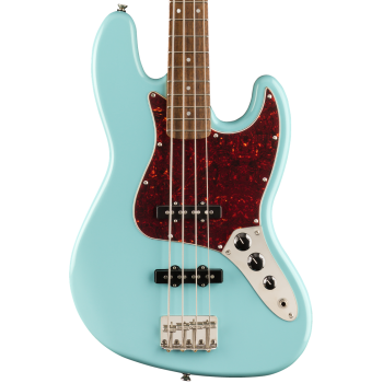 Fender Squier Classic Vibe 60s Jazz Bass LRL Daphne Blue. Bajo Eléctrico
