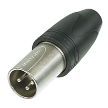 Neutrik NC 3 MXX HD-D Conector XLR Macho con proteccion IP67