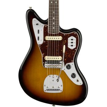 Fender American Original 60s Jaguar RW 3 Color Sunburst