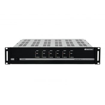 Omnitronic MCS-1250 MK2 Etapa de Potencia con 6 Zonas