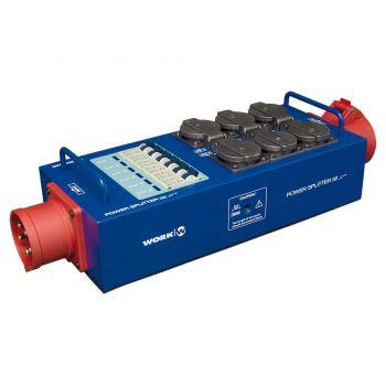Work Pro Power Splitter 32 Distribuidor de Potencia Trifásico
