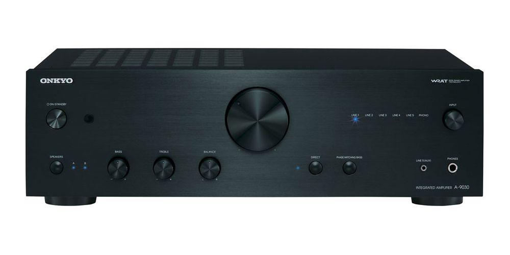 Onkyo A 9030 bk amplificador