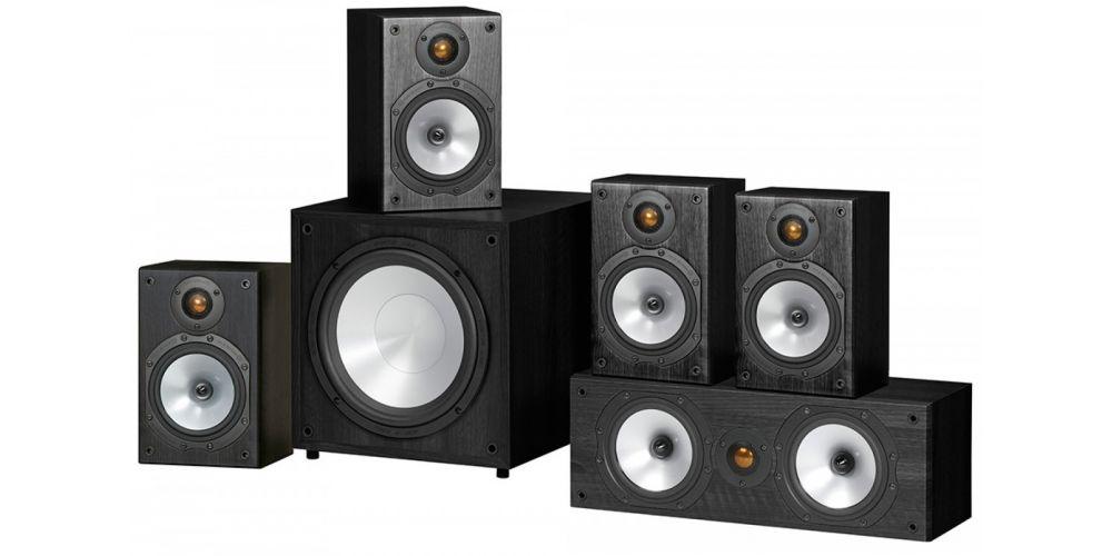 monitor audio power1 mr1av mrw10 mrcentre black