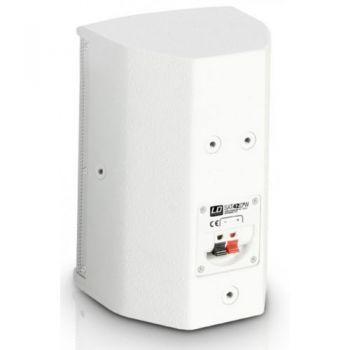 LD SYSTEMS SAT 42 G2W Blanco Altavoz Pasivo de Instalacion Pareja