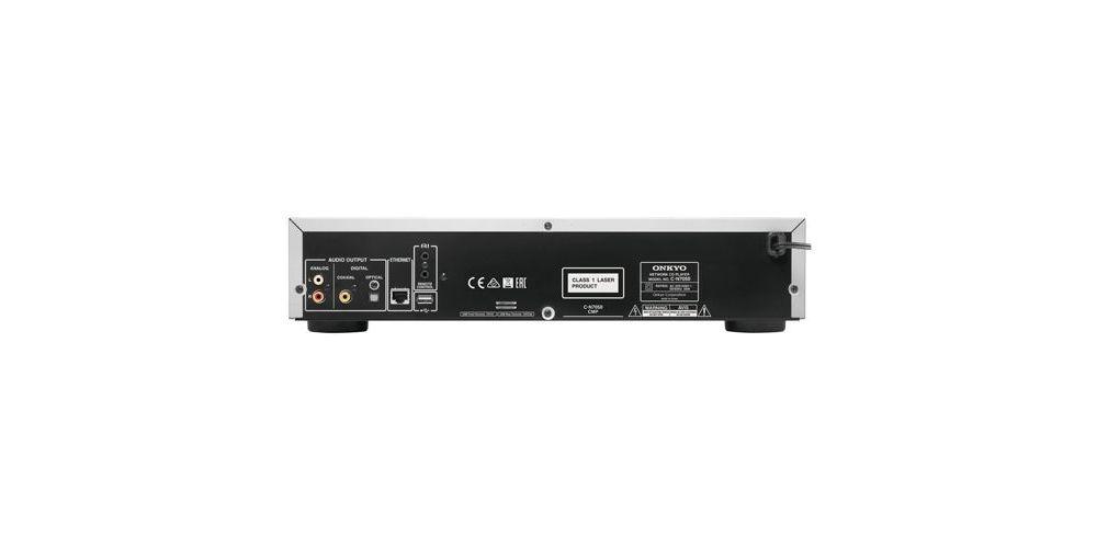 onkyo c n7050 conexiones