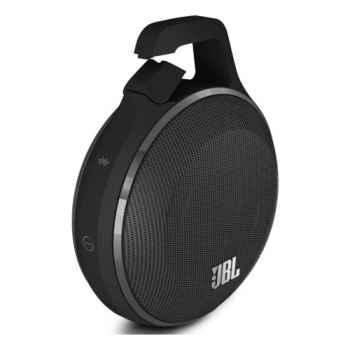 JBL CLIP Negro Altavoz Bluetooth Con Bateria