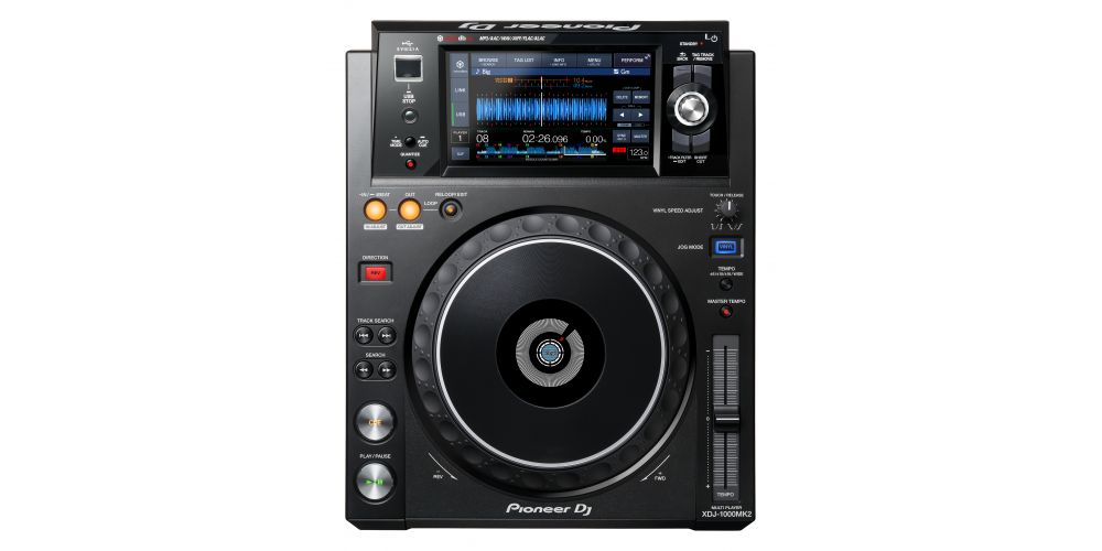 XDJ 1000MK2 top low 0708