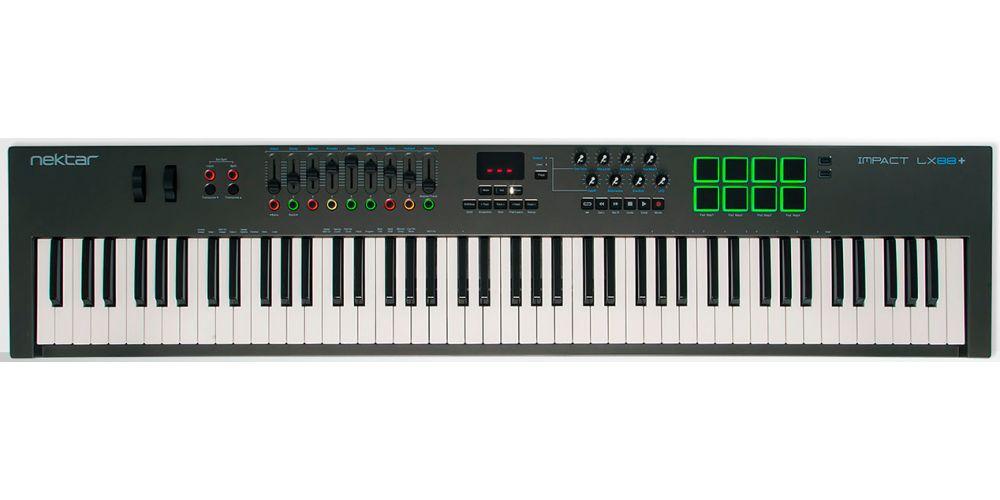 impact lx88 teclado midi