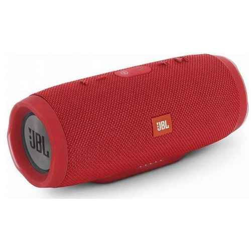 JBL CHARGE 3 RED Rojo Altavoz Portatil Bluetooth