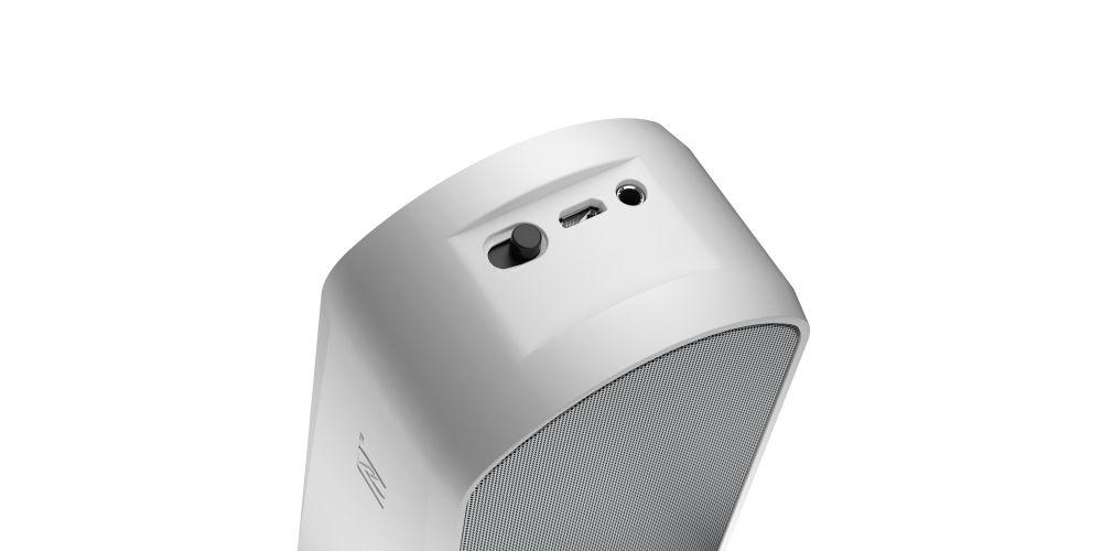 klipsch GiG White altavoz bluetooth portable blanco