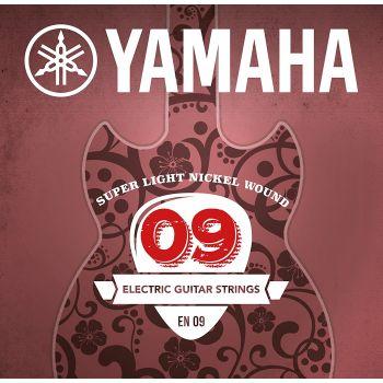 YAMAHA EN09 Cuerdas Guitarra Eléctrica 0.09-0.42