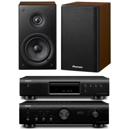 denon pma520 bk amplificador dcd520bk SCN301 comprar