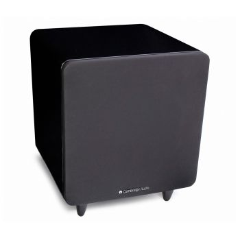 CAMBRIDGE MINX X301 BLACK Subwoofer