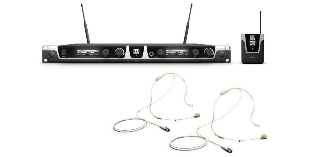 comprar microfono ldsystems U506BPHH2