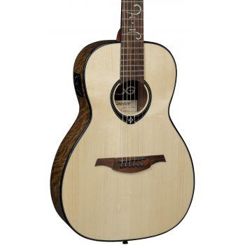 LAG Guitarra Acústica Tramontante Michel Haumont Signature