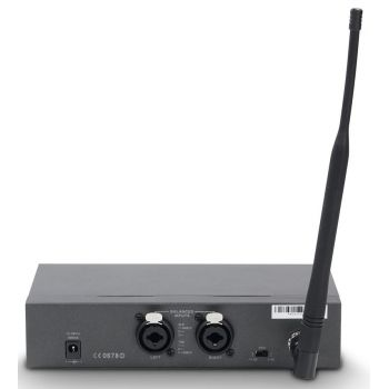 LD Systems MEI 1000 G2 T B 6 Transmisor para Sistema de Monitoraje In-Ear LDMEI1000G2 Banda 6 655 - 679 MHz