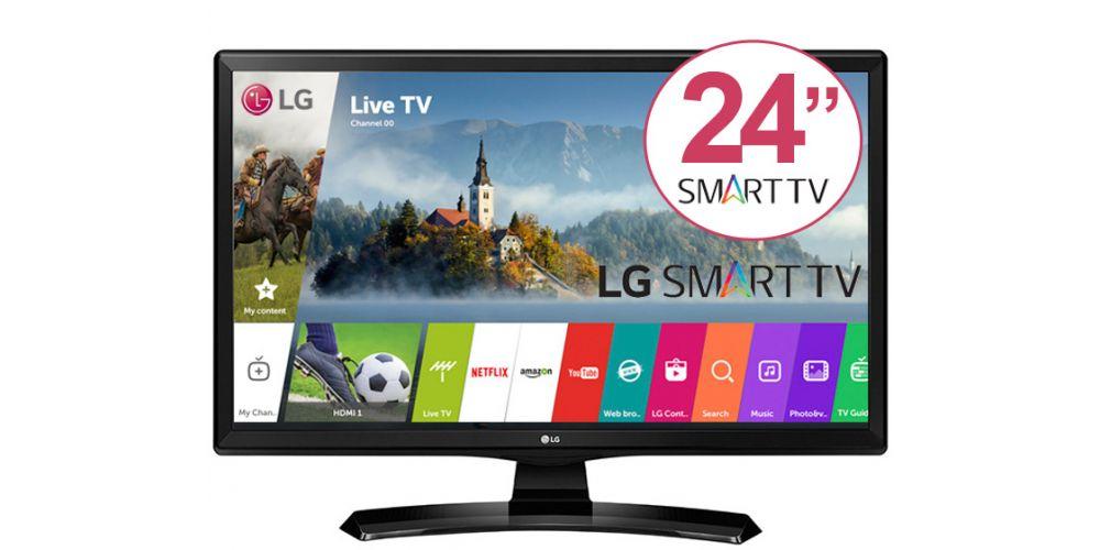 lg led 24 smart 24mt49s