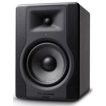 M AUDIO BX5 D3 Monitor Activo Bi-amplificado 100W. Unidad