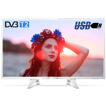 PHILIPS 32PHT4032 LED TV Blanca 32