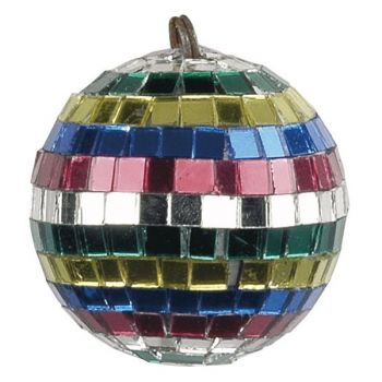 Showtec Multicoloured Mirrorball 5 cm