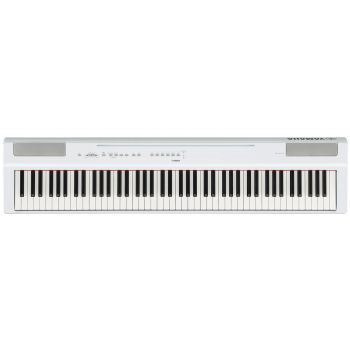 YAMAHA P125WH Piano Digital
