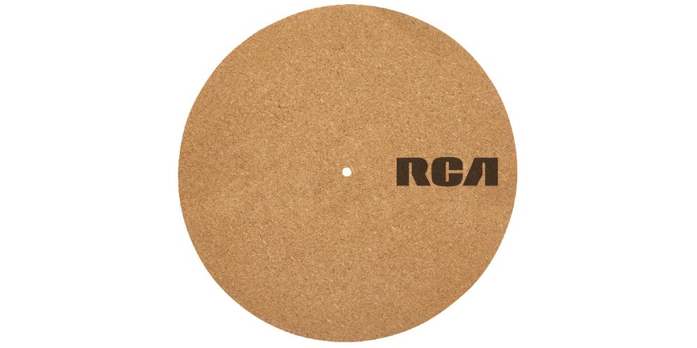 RCA cork turtable mat12