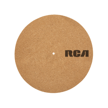 RCA Cork Turntable Mat 12